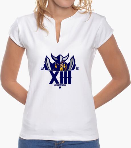 Camiseta Real Madrid XIII
