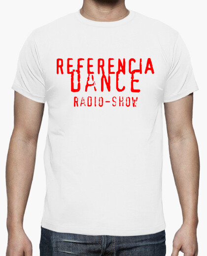 Camiseta referencia dance