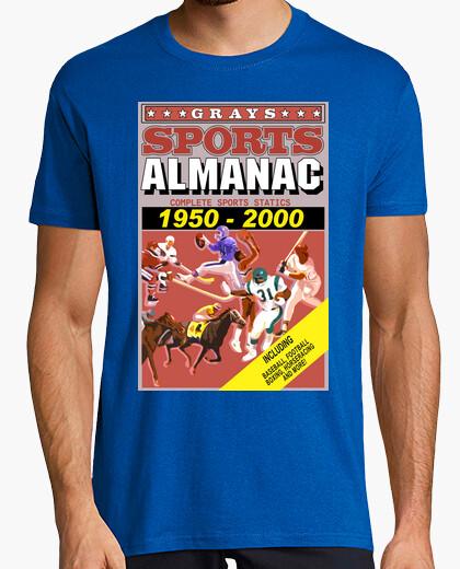 Camiseta Regreso al futuro: Almanaque deportivo