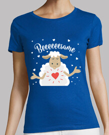 "Camiseta regular ""Beeeeesame"""