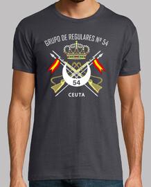 Camiseta Regulares 54 Ceuta mod.6