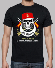 Camiseta Regulares Calavera mod.1