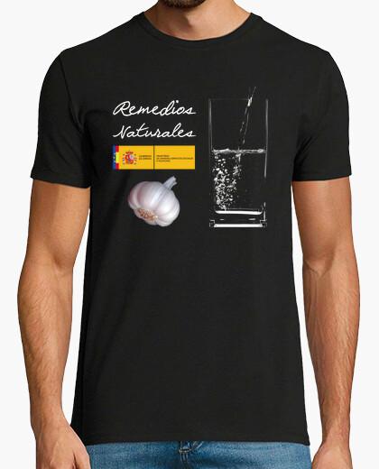 Camiseta Remedios Naturales - Gobierno de...