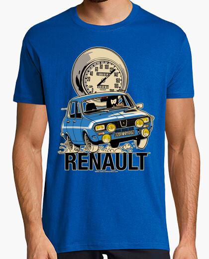Camiseta RENAULT 12 GORDINI