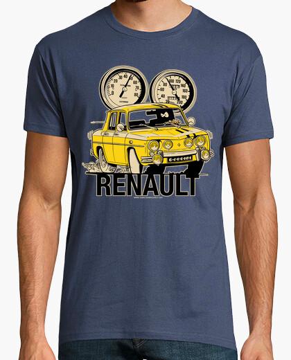 Camiseta RENAULT 8 GORDINI BIFARO...