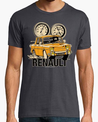Camiseta RENAULT 8 GORDINI MONOFARO...