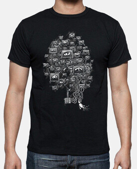 Camiseta Retro Cool TV