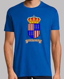 Camiseta retro Escudo Apellido Dominguez