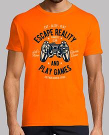 Camiseta Retro Gamers Juegos 1990 Vintage 90s Jugadores