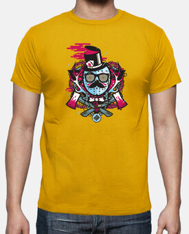 Camiseta Retro Poker