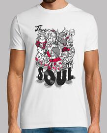 Camiseta Retro Soul