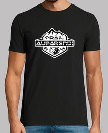 Camiseta retro Trail Aupa Mendi