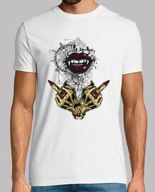 Camiseta Retro Vintage Vampire