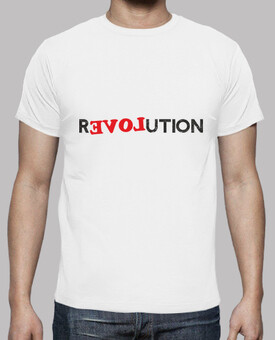 Camiseta revolution chico