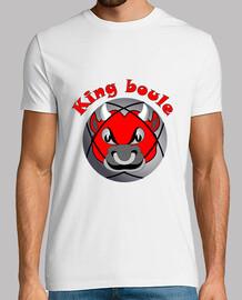 camiseta rey bola rey petanca tirador bolas