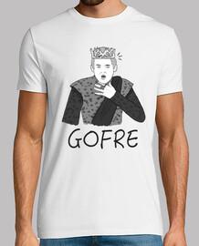 Camiseta Rey Gofre
