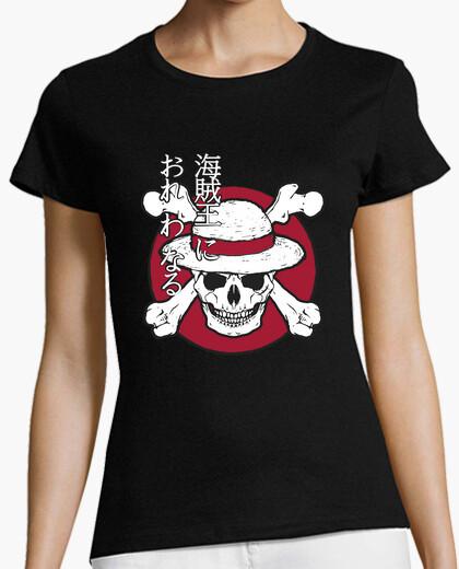 Camiseta Rey pirata