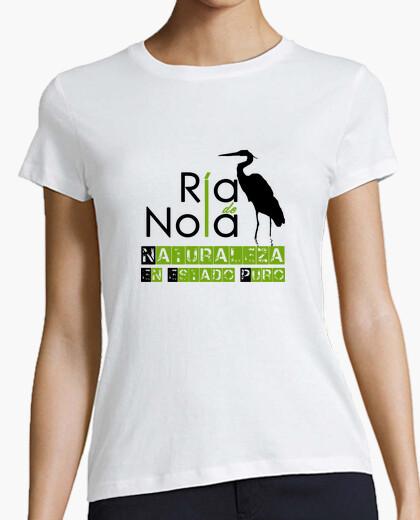 Camiseta Ría de Noia NATURALEZA EN ESTADO...