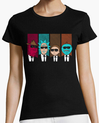 Camiseta Rickservoir Dogs