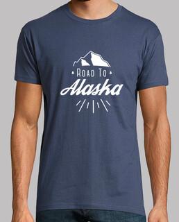 Camiseta Road to Alaska