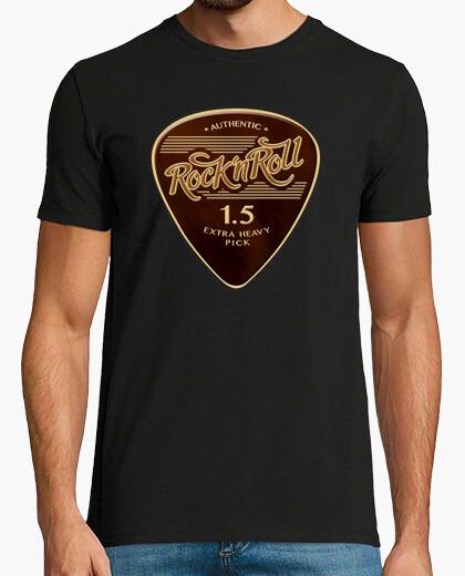 Camiseta Rock n Roll Pick