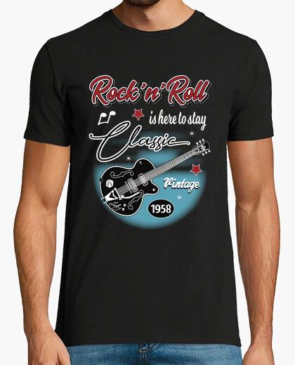 Camiseta Rockabilly 50s Rockers Vintage