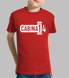 Camiseta Roja de Bebé
