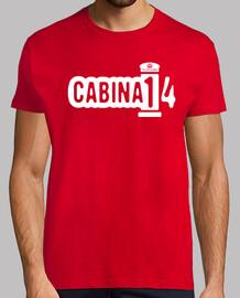 Camiseta Roja de Chico