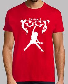 Camiseta roja The Cult