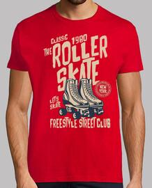 Camiseta Roller Skate 1980