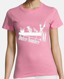 Camiseta Rosa AMDN Mujer
