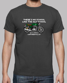 Camiseta Royal Enfield Continental GT Green