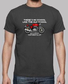 Camiseta Royal Enfield Continental GT Red