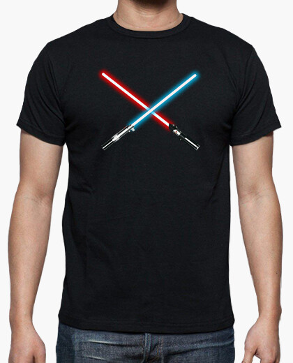 Camiseta Sable laser Star wars