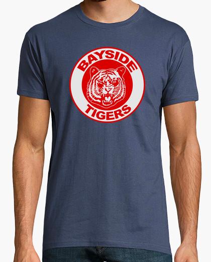Camiseta Salvados por la campana Bayside Tigers