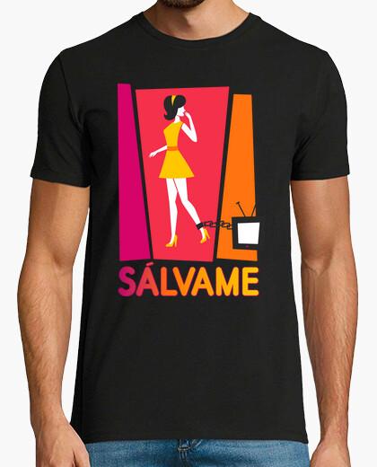 Camiseta Sálvame
