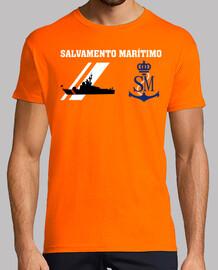 Camiseta Salvamento Marítimo mod.2