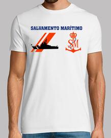Camiseta Salvamento Marítimo mod.4