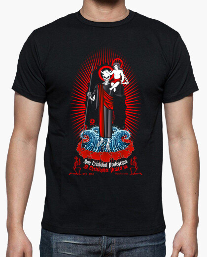 Camiseta San Cristobal - St Christopher Man