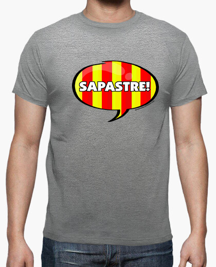 Camiseta Sapastre Hombre