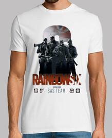 Camiseta SAS