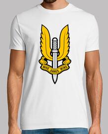 Camiseta SAS mod.1