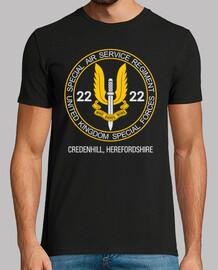 Camiseta SAS mod.13