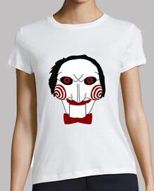 Camiseta Saw (chica)