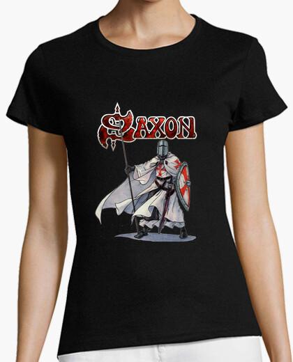 Camiseta saxon