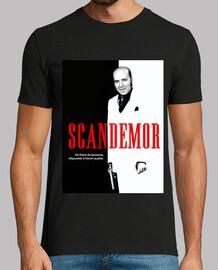 Camiseta Scandemor - Versión de Scarface Chiquito