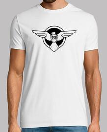 Camiseta scientific state (capitán américa)