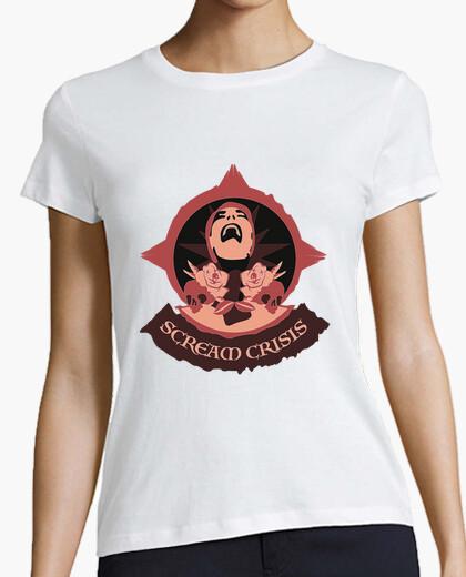 Camiseta Scream Crisis