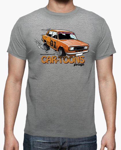 Camiseta Seat 124 THE DUKES OF HAZZARD