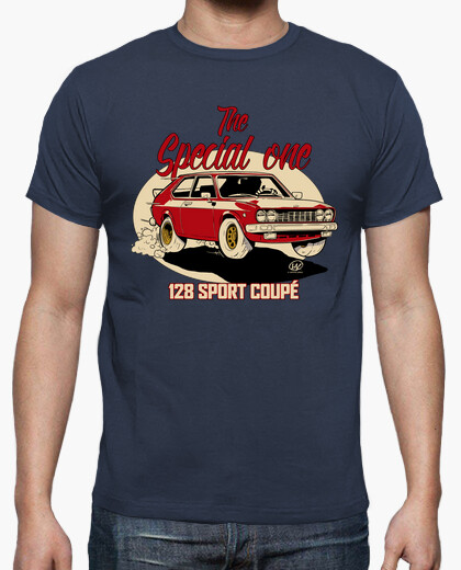 Camiseta SEAT 128 The Special One Rojo